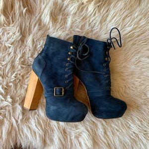 Steve Madden💋platform ankle boots